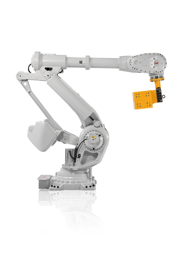ABB robot with a closed loop.