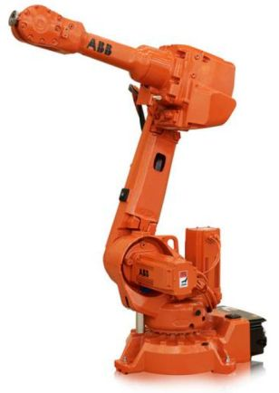 Serial ABB robot.